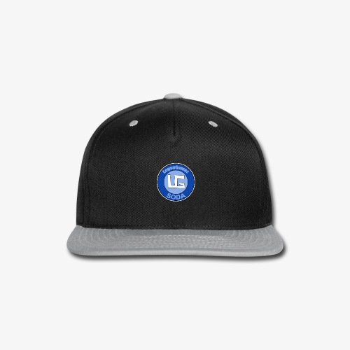 LoganGames - Snap-back Baseball Cap
