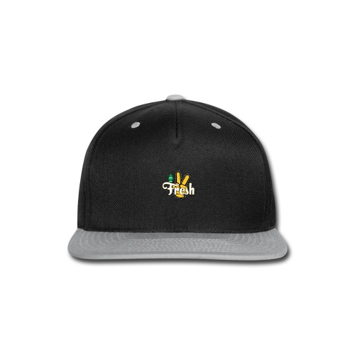 2Fresh2Clean - Snap-back Baseball Cap