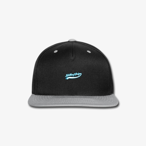 SkillerzDesign signature - Snap-back Baseball Cap