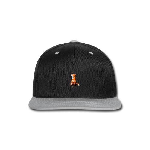 FOX - Snap-back Baseball Cap