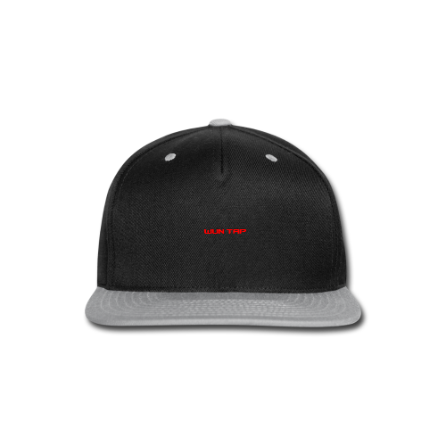 'Wun Tap' (Men's) - Snap-back Baseball Cap