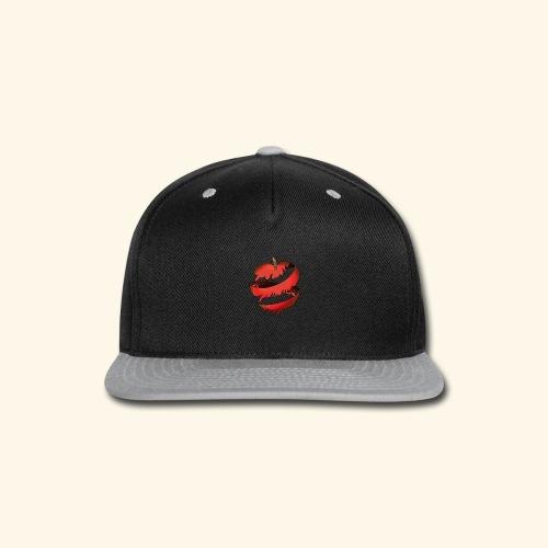 Logo designed by/conceptualisé par Francesca Pang - Snap-back Baseball Cap