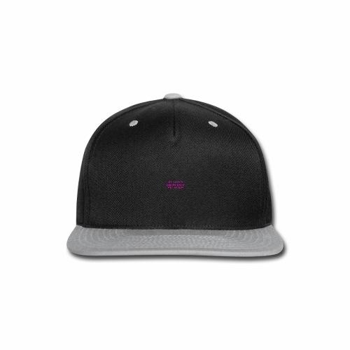 FULL OF SH*T - Snap-back Baseball Cap