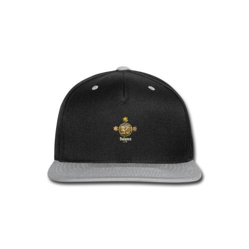 Balance - Snap-back Baseball Cap