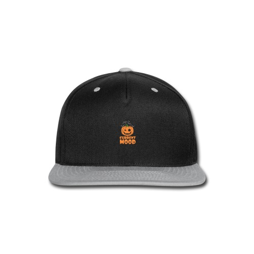 Halloween Mood - Snap-back Baseball Cap