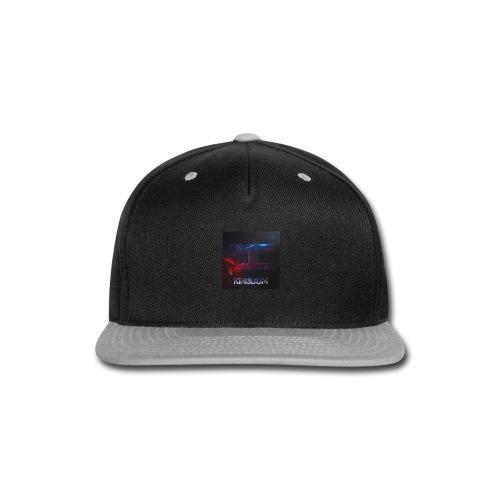 Kingdom merch - Snap-back Baseball Cap