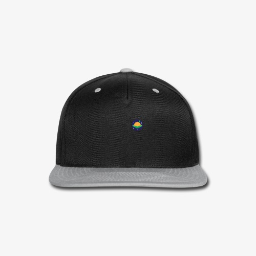 Space ship - Snap-back Baseball Cap