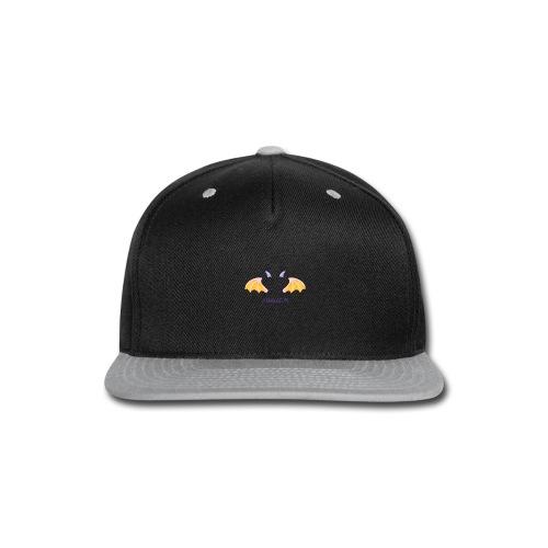 Twitch Logfo - Snap-back Baseball Cap