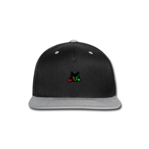 evil inc - Snap-back Baseball Cap