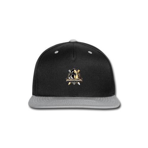 dabuzzkiller official logo - Snap-back Baseball Cap