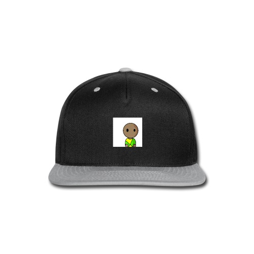 My first animation - Snap-back Baseball Cap