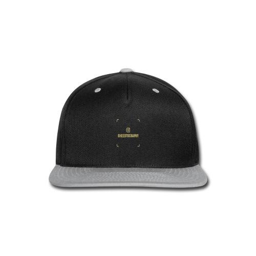 SHEEDTOGRAPHY WORK - Snap-back Baseball Cap