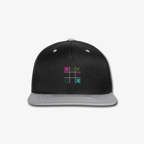 TIC - Snap-back Baseball Cap