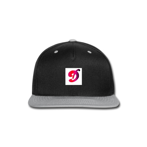 Martin Merch 1 - Snap-back Baseball Cap