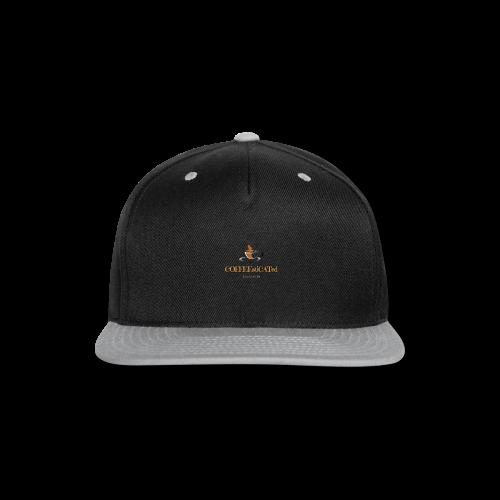 COFFEEstiCATed Australia - Snap-back Baseball Cap