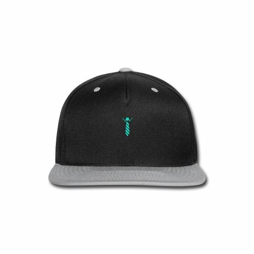 My Work Tie - Snap-back Baseball Cap