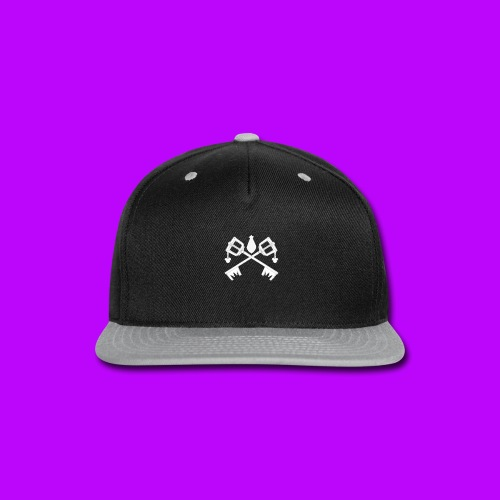 The Keyblades of Fate - Snap-back Baseball Cap