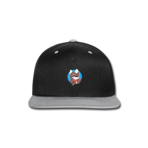 Sam - Snap-back Baseball Cap