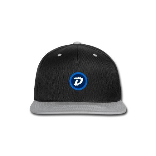 Digibyte - Snap-back Baseball Cap