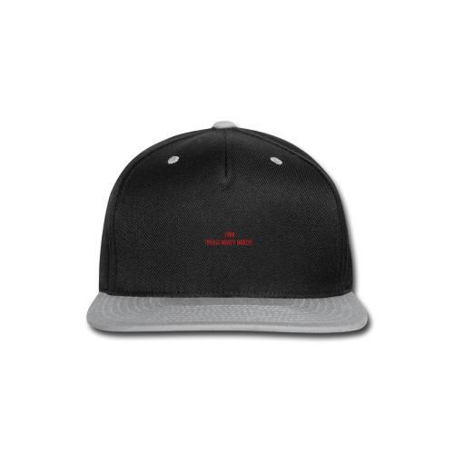 YMM💰💰 - Snap-back Baseball Cap
