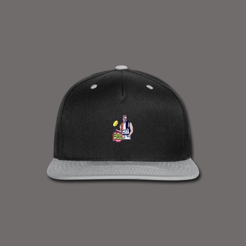 A55763DA A91E 4212 A6EC 41A991D58F19 - Snap-back Baseball Cap