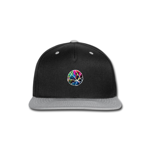 Erbun Designs Splat 🔥 - Snap-back Baseball Cap
