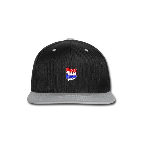 UncleSamPatriot Team - Snap-back Baseball Cap