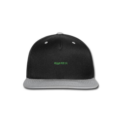 Canna fam 4.2 - Snap-back Baseball Cap