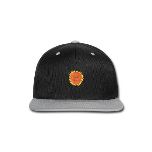 HappySun - Snap-back Baseball Cap