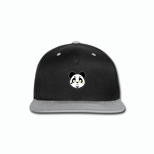 XQZT Mascot - PacBear - Snap-back Baseball Cap