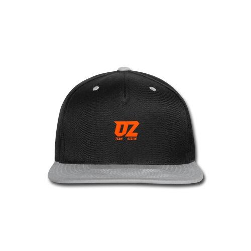 Ozztik Logo - Snap-back Baseball Cap