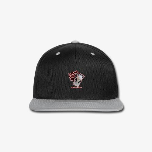 Japanese USHISHI ITO 49 Design - Snap-back Baseball Cap