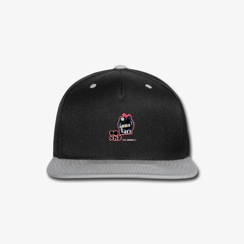 JAPANESE TABE MECHA KO DESIGN - Snap-back Baseball Cap