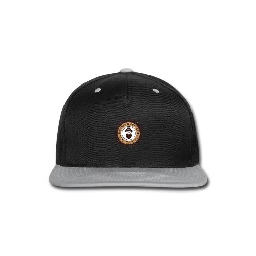 Beard and Coffee Merch - Snap-back Baseball Cap