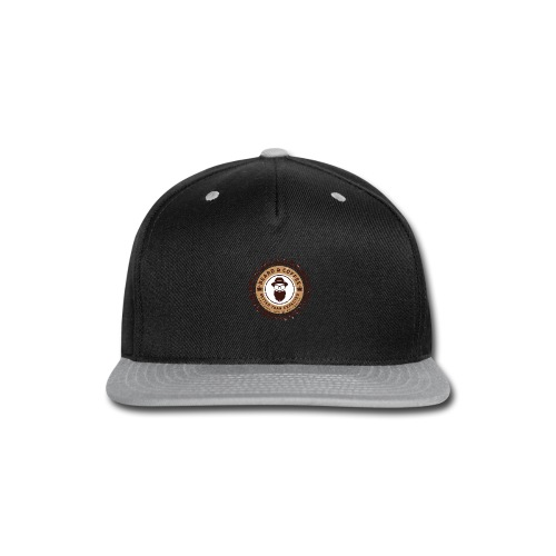 Beard and Coffee Merch - Snap-back Baseball Cap