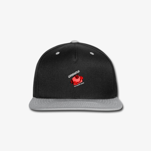 GARBANTUA DELIMB QUEEN - Snap-back Baseball Cap