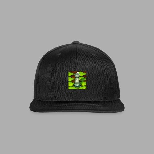 Lichess Castle - Snap-back Baseball Cap
