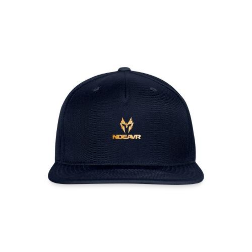 Ndeavr Gold - Snap-back Baseball Cap