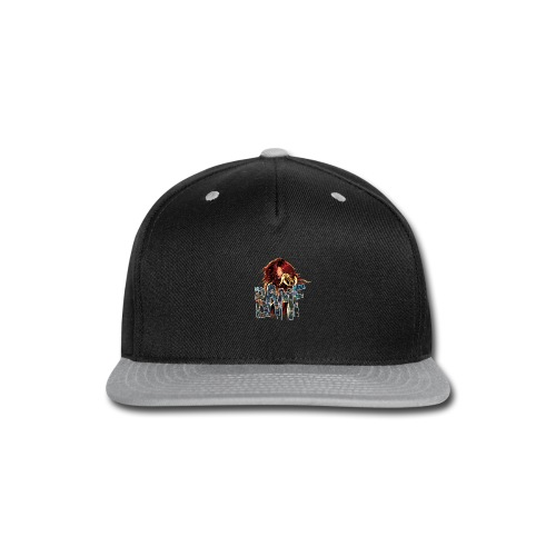 phoenix png - Snap-back Baseball Cap