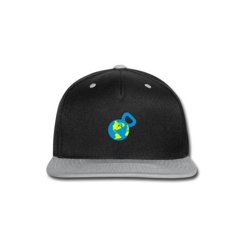 It's a Kettlebell World - Snap-back Baseball Cap