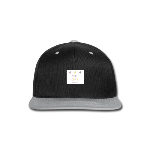 Coa's copy - Snap-back Baseball Cap