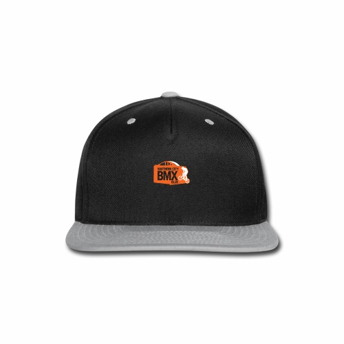 png orange - Snap-back Baseball Cap
