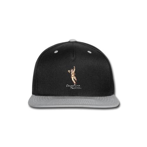 Meownster Hunters - Snap-back Baseball Cap