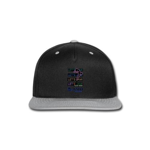 Let's Jam! Talent Show! - Snap-back Baseball Cap