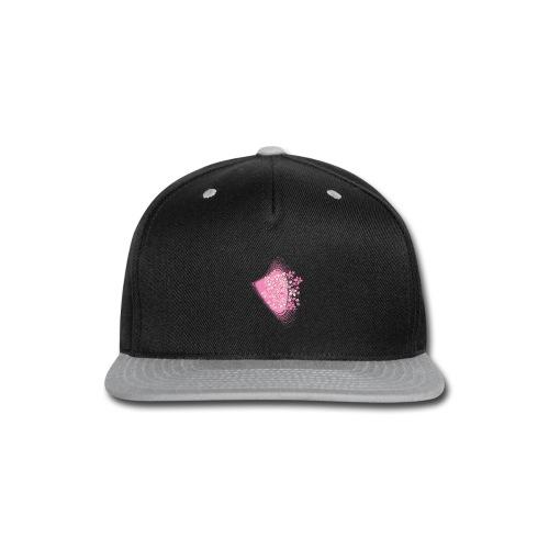 Aloha Pink Turtle - Snap-back Baseball Cap