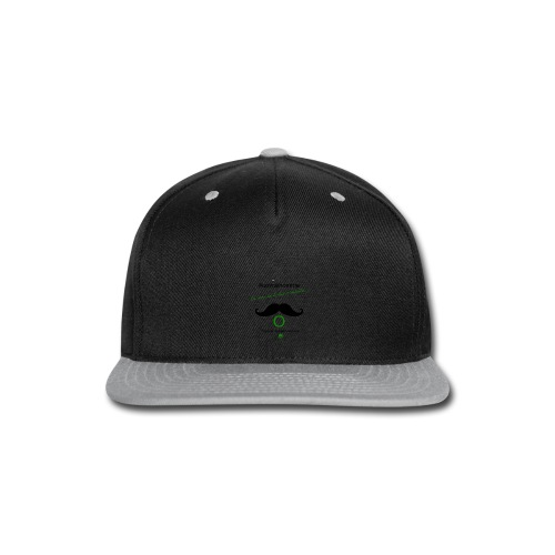 vraihomme - Snap-back Baseball Cap