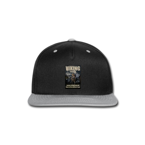 Viking Goddess - Viking warrior - Snap-back Baseball Cap