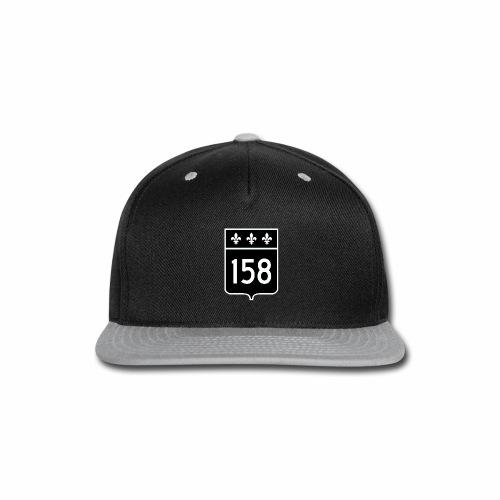 route 158 - Snap-back Baseball Cap