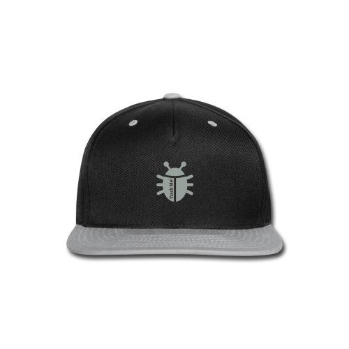 Tracking Bug - Snap-back Baseball Cap