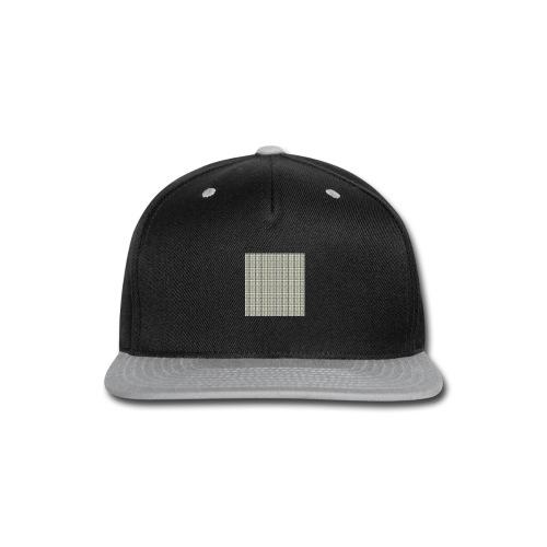 OneMillion - Snap-back Baseball Cap